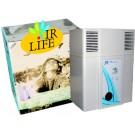 Air Life Purificador de Ambientes - cor preta (gabinete anti chama) - com alça